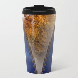 autumn days Travel Mug