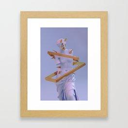 We The Prudent Framed Art Print