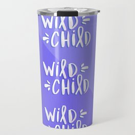 Wild Child – Blueberry Palette Travel Mug
