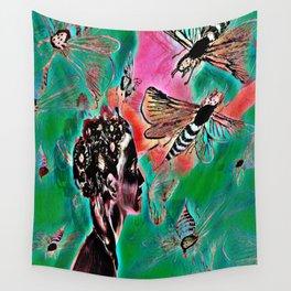 Bee Deelightful Wall Tapestry