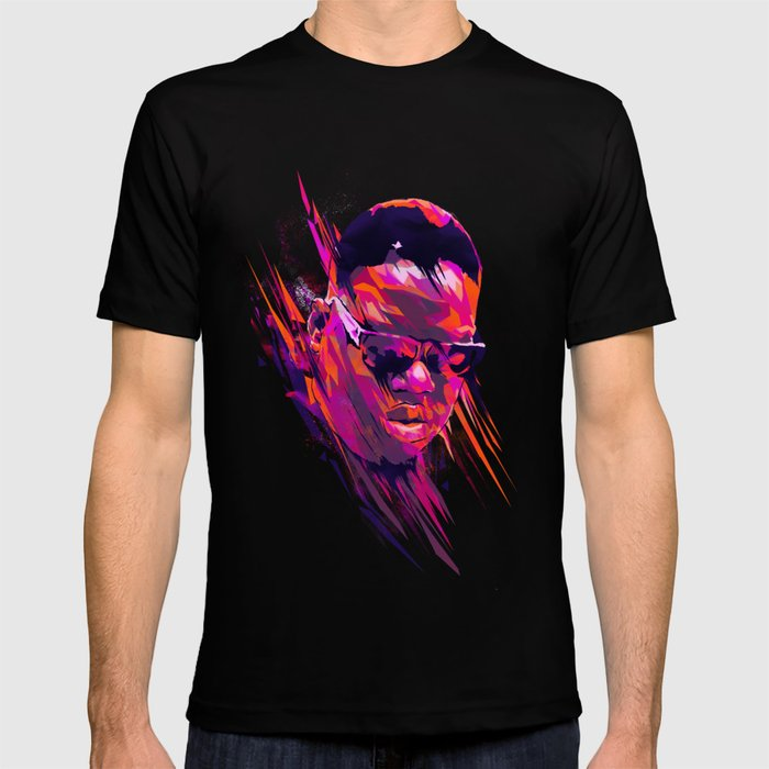 The Notorious B.I.G: Dead Rappers Serie T-shirt