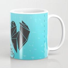 Tiny Little Love Birds Coffee Mug