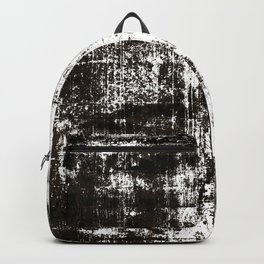 Concrete wall 1 Backpack