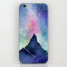 Gold of the Lonely Mountain iPhone & iPod Skin