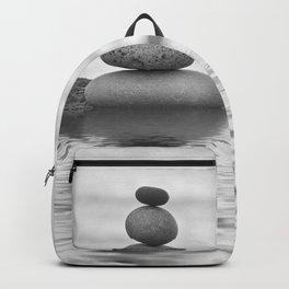 Seaside Harmony Zen Pebble Backpack