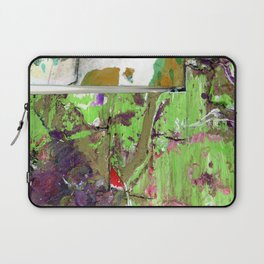 Green Earth Boundary Laptop Sleeve