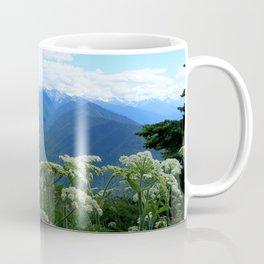 Olympic Mountains from Hurrican Ridge Coffee Mug