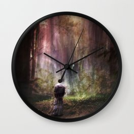 Vanity series [3] Wall Clock