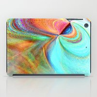 flight iPad Cases featuring Flight by Sandy Moulder