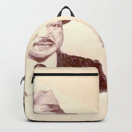 Martin Luther King & Coretta Scott King Backpack