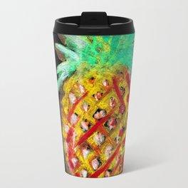 Dilapidated Pineapple Travel Mug