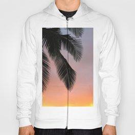 Ocean Shore Palms Hoody