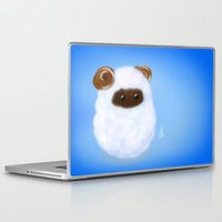 sheep Laptop & iPad Skins featuring Sheep by quackso