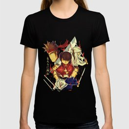 rurouni kenshin T-shirt