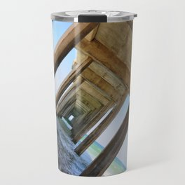 Under The Pier Travel Mug