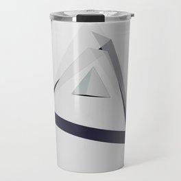 Pyramid #1 Travel Mug