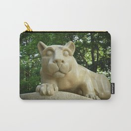 Penn State University Nittany Lion Shrine Color Print Carry-All Pouch