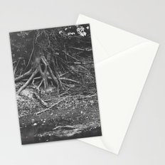 the alligator and the tree  Stationery Cards