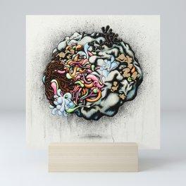 Isolating the Collective Unconscious Mini Art Print