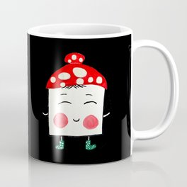 MyHappySquare is ready for winter Coffee Mug