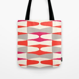 Zaha Type Tote Bag
