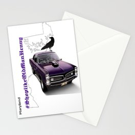Henny for a day, Muse Collection  Stationery Cards