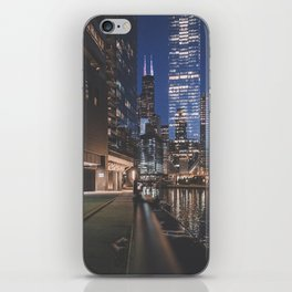 The Undisputed Champ, Chicago's Sears Tower - Art Print iPhone Skin
