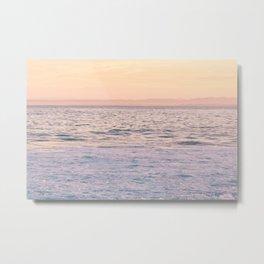 Sunrise in Monterey California Photography Print Metal Print
