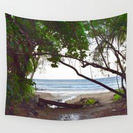 Playa Tamarindo Wall Tapestry