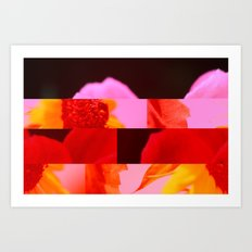 crash_ 02 Art Print