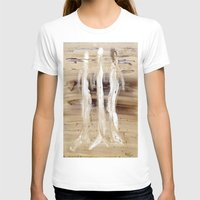 spiritual T-shirts featuring Spiritual Encounters by Nut Houch Art