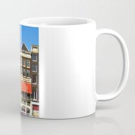 Line Up in Amsterdam. Coffee Mug