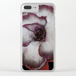 Red Onion DPG160429a Clear iPhone Case