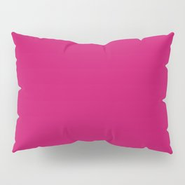 PINK PEACOCK - PANTONE NEW YORK FASHION WEEK 2018 SPRING 2019 SUMMER Pillow Sham