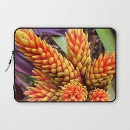Hawaiian Tropical Elegant Jungle Flower Laptop Sleeve