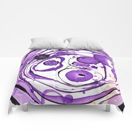 Abstract #14 Comforters