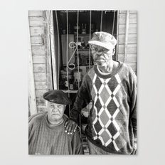 Makhulu and Tat'omkhulu Canvas Print