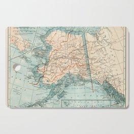 Vintage Alaska Cutting Board
