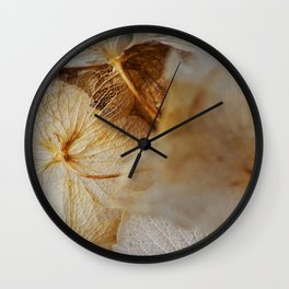 Nature's Lace Wall Clock