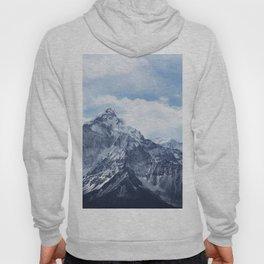 Snowy Mountain Peaks Hoody