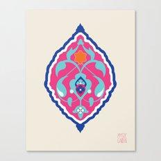 Torenj Blossom Canvas Print