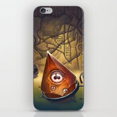 The Haunter of the Dark iPhone & iPod Skin