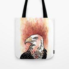 Bold Bird Tote Bag