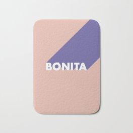 BONITA Blooming Dahlia Bath Mat