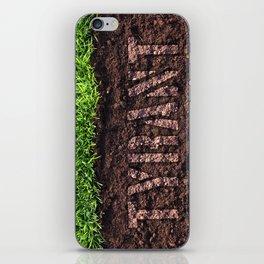 "TYRANT ""Dirty"" iPhone Skin"