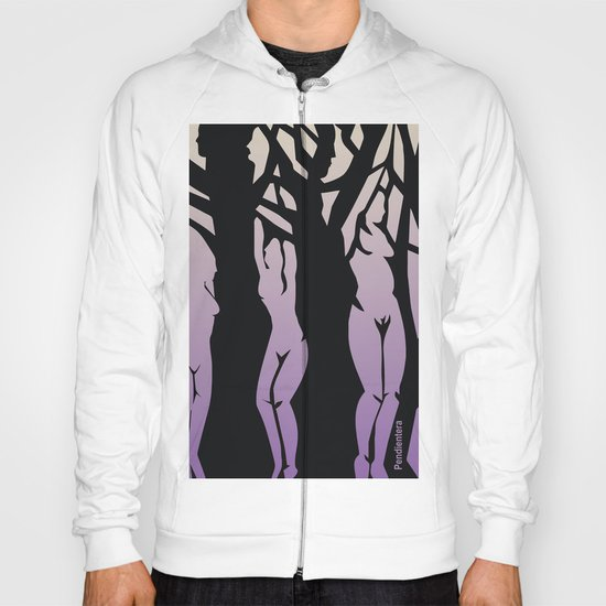 Women/Trees Hoody