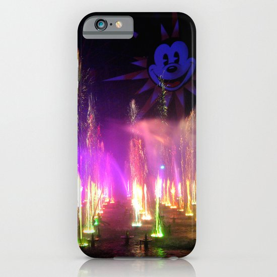 World Of Color 1 iPhone & iPod Case