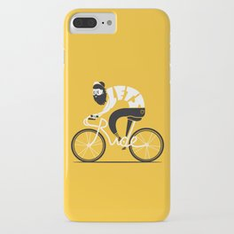 Let's ride iPhone Case