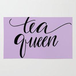 Tea Queen Rug