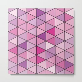 Candyfloss Metal Print
